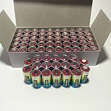 Piles Moins Cher - Lote de 10 pilas alcalinas 4LR44 476A para collar antiladridos, 6 V, 476 A