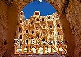 Die Baukunst Libyens (Wandkalender 2020 DIN A2 quer): Libyens traditionelle Architektur der Berber und der Römer (Monatskalender, 14 Seiten ) (CALVENDO Orte) -