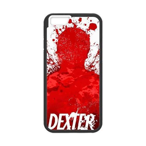Dexter Blood coque iPhone 6 4.7 Inch Housse téléphone Noir de couverture de cas coque EBDXJKNBO09702