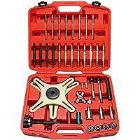 FreeTec Kit de herramientas de embrague autoajustable 38 Componentes Herramienta de embrague universal SAC
