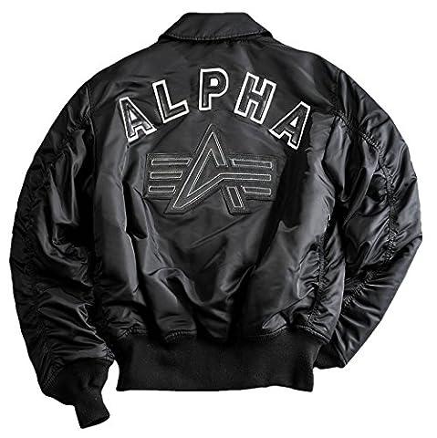 Alpha Industries Herren CWU Big A Jacke (5XL, 03