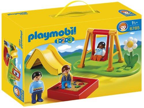 PLAYMOBIL 1.2.3 - Parque Infantil 6785
