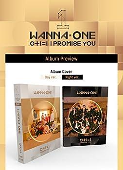 Wanna One–0+ 1= 1I Promise You (Zweiter Mini Album) [Zufällige Ver.] Cd + Fotobuch + Fotokarte + Spiegel Karte + Tazo + Gefaltet Poster + Gratis Geschenk 1