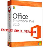 MS Office 2016 Professional Plus Key MS Pro Deutsch 32/64 Bit Bild
