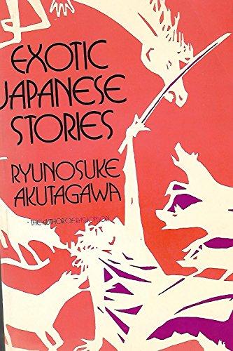 Exotic Japanese stories par Ryunosuke Akutagawa