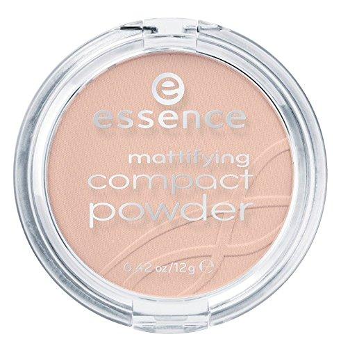 Essence Mineral Compact Powder #02 Soft Beige