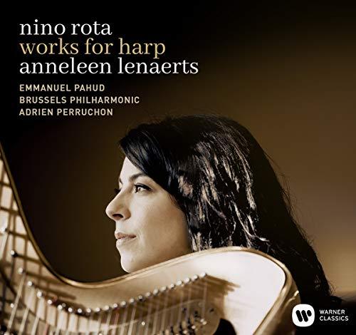 Nino Rota: Werke für Harfe