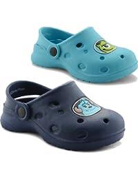 Nouveau enfants Fonseca officiel Pixar -27 De garçon Monstres Summer Holiday-Chaussures Sandales De plage Disney