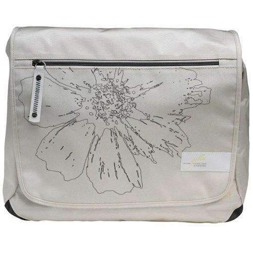 Golla Laptop Bag Street Style - AMENA - 16 Zoll - Hellgrau G1434 Tasche für Notebooks bis 16 Zoll