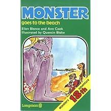 Monster Books: Monster Goes to the Beach Bk. 18
