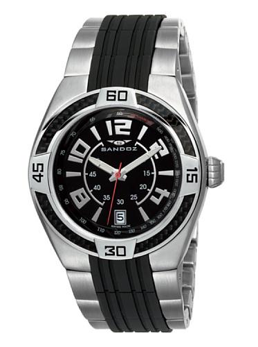 Sandoz 71553-05 – Reloj de Caballero metálico