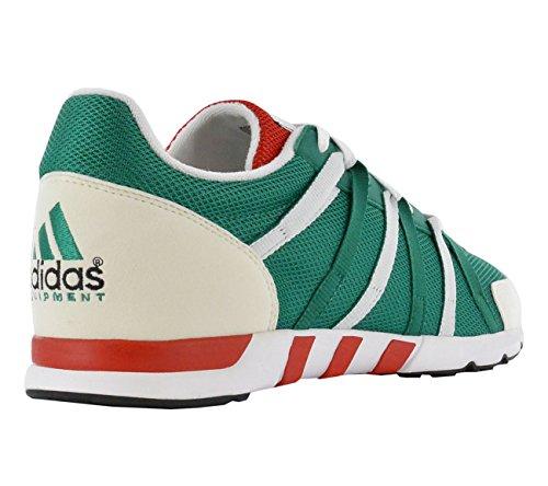 Scarpe Da Ginnastica Adidas 93 Racing Sneakers Uomo Verde / Bianco / Rosso