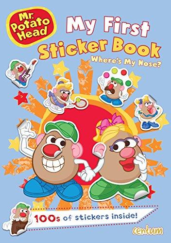 Mr Potato Head My First Sticker Book par From Centum Books
