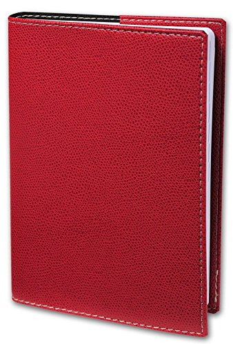 Quo Vadis 02808 Sept 2013/Sept 2014 Diary 10 x 15 cm [French language] 10 x 15 cherry red