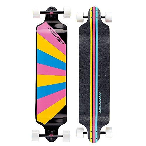 Osprey Skate Rainbow Downhill Longboard - 41 inch