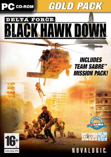 Delta Force: Black Hawk Down Gold Pack (PC) [Importación Inglesa]
