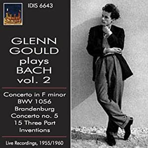 Glenn Gould Spielt Bach,Vol.2