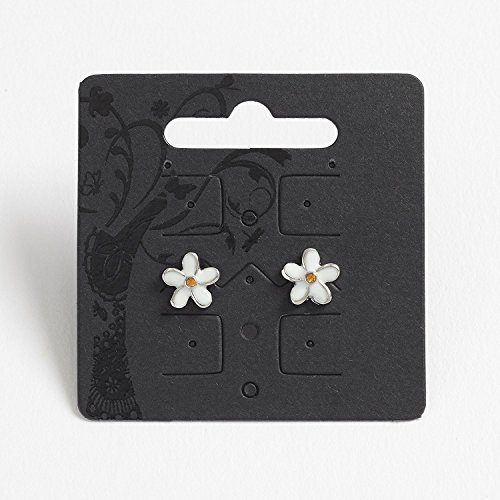 white-epoxy-flower-stud-earrings-with-inset-stone