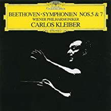 Beethoven:Symphonies No.5&7 [Import allemand]