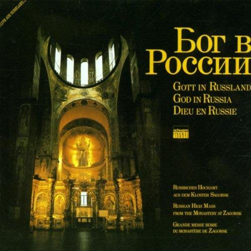 Gott in Russland - Russisches Hochamt aus dem Kloster Sagor