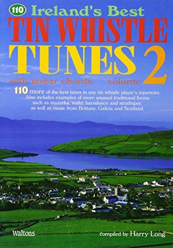 110 Ireland's best Tin whistle tune vol.2