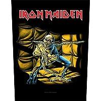 Iron Maiden - Rückenaufnäher Piece of mind (in 23,5 cm x 20 cm)