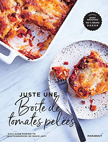 Juste une boîte de tomates pelées au jus par  Guillaume Marinette