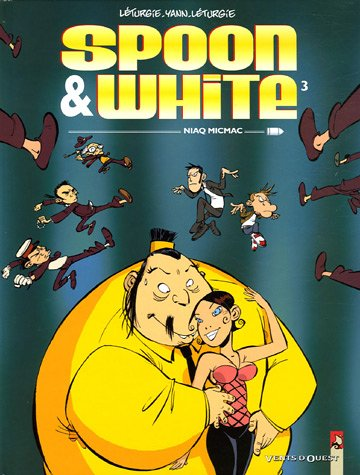 Spoon & White, Tome 3 : Niaq Micmac