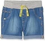 s.Oliver Baby-Unisex Shorts 65.805.72.8977, Blau (Blue Denim Stretch 55z2), 68