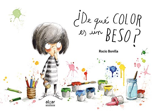 ¿De qué color es un beso? / What Color is a Kiss?