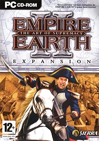 Empire Earth II Expansion : The Art of Supremacy (Disque additionnel)