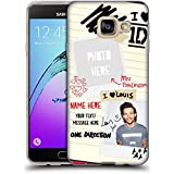 One Direction 1D Coutume Personnalisé Monsieur Tomlinson Je Nous Expédie Étui Coque En Gel Pour Samsung Galaxy A3 (2016)