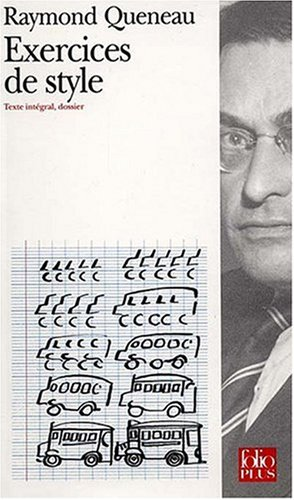 Exercices de style par Raymond Queneau
