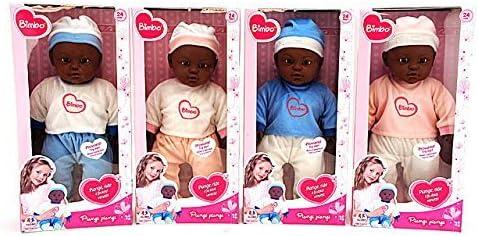 Globo 36986 Toys 36986 Globo 41 cm 4 Assortis Noir Bimbo Try Me Pleurs poupée B00PM06HOQ 17044c