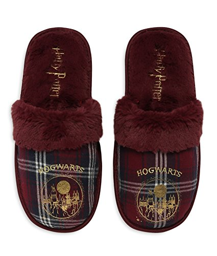 Zapatillas de Mujer Harry Potter Hogwarts Gryffindor, Hogwarts, UK Medium 5-6 EU 38-39