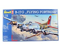 Revell 04283 - B-17G Flying Fortress im Maßstab 1:72