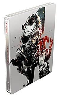 Metal Gear Solid V : The Phantom Pain + Steelbook - exclusif Amazon (B00ZFUJNZ8) | Amazon price tracker / tracking, Amazon price history charts, Amazon price watches, Amazon price drop alerts