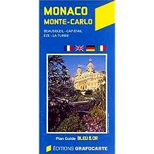 Plan de ville : Monaco, N° 858