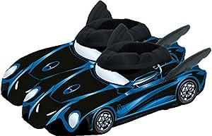 Batman 0122059-3D Zapatillas, Batmobile, tamaño 44/46