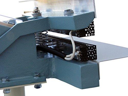 Rotek dauerbeheiztes Folienschweißgerät mit Fußbetätigung, PM-FSD-400-STEP - 5