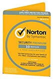 Picture Of Norton Security Premium | 10 Devices | 1 Year | PC/Mac/Android | Download