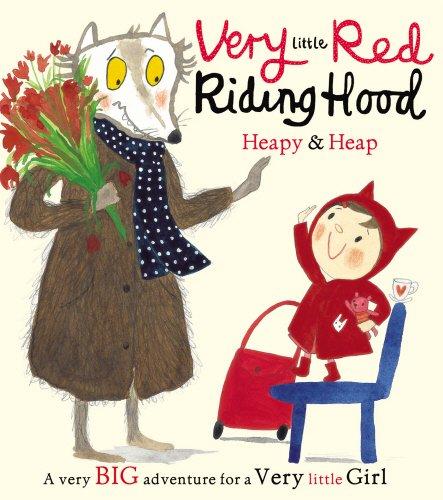 Very Little Red Riding Hood (Red Little Hood Riding Disney)