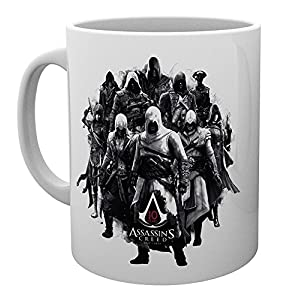 GB Eye Ltd Assassins Creed, 10 Jahre, Tasse, verschiedene