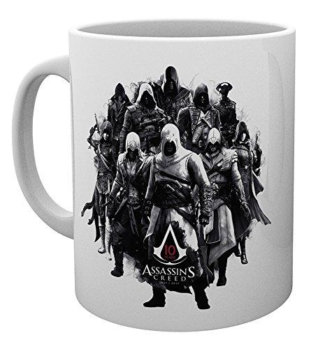 Assassin's Creed – 10Jahre Jubiläums-Tasse