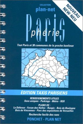 Guide Paris phérie - 38 communes