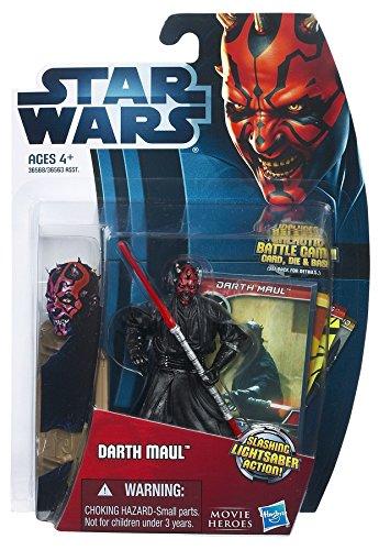 Star Wars Movie Heroes - Darth Maul [Importación inglesa]