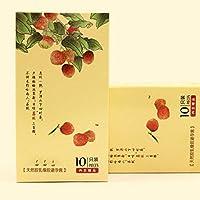Dünne Kondome, geruchsarm Kondome, Gummi, 10-er Pack, natur preisvergleich bei billige-tabletten.eu