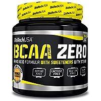 Preisvergleich für 2 x Biotech USA BCAA Zero, 360g Dose, Apfel (2er Pack)