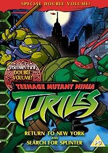 Teenage Mutant Ninja Turtles, Vol. 7 Return to New York / Vol. 8 Search for Splinter [DVD]