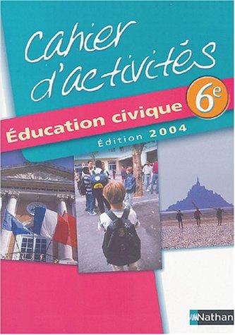 Éducation civique, 6e (TD)